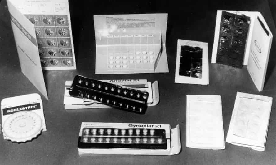 Birth control in the 1960s Photograph: Bentley Archive/Popperfoto/POPPERFOTO