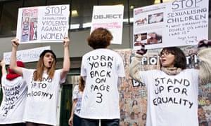 Feminist campaigners