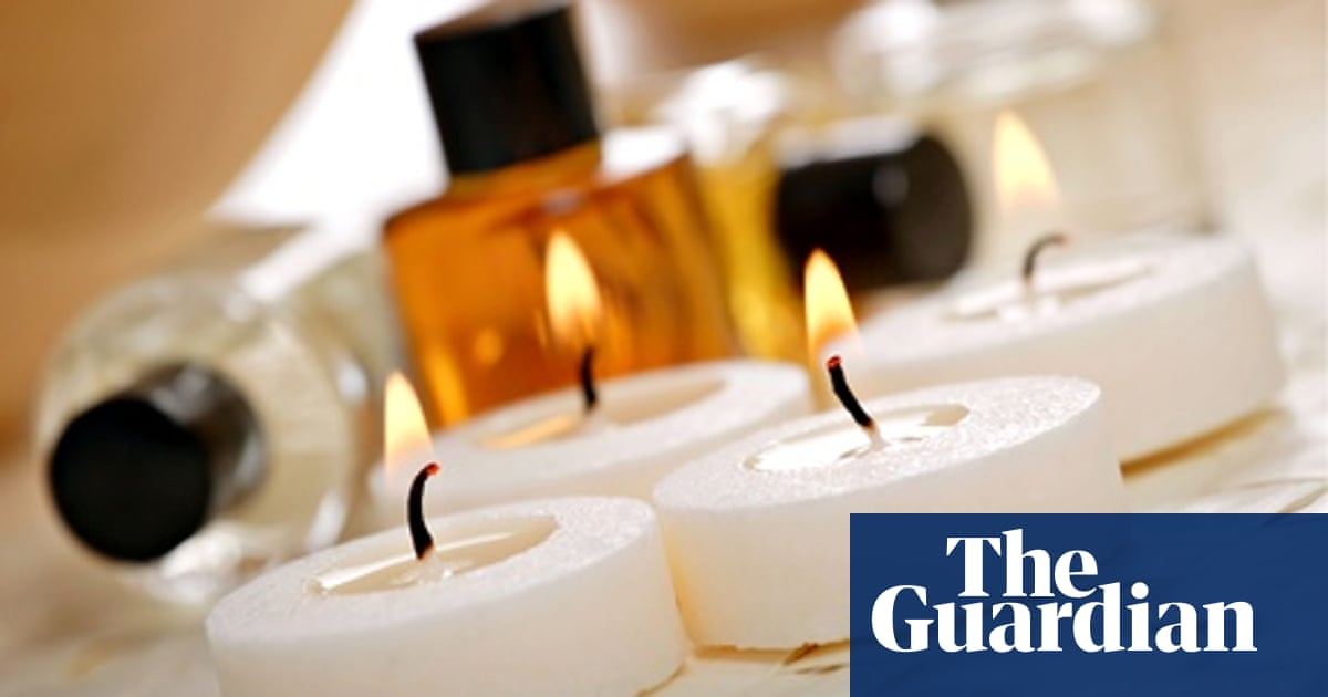 Scented candles: how I learned to stop worrying and smell the