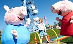 Peppa Pig World, Paultons Park, Hampshire