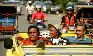 The Act of Killing, Joshua Oppenheimer's film about Indonesia's 1965 death squads