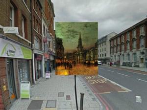 blackman street
