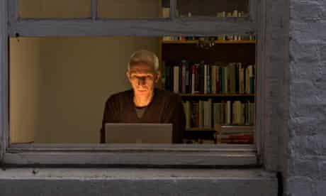 Writer Rupert Thomson