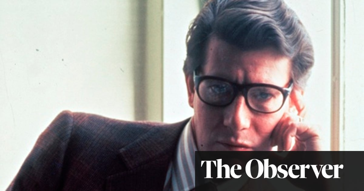 d0511e1e7943c Yves Saint Laurent: the battle for his life story | Film | The Guardian
