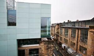 Glasgow Reid Building
