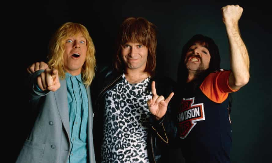 Spinal Tap: 'I've had a lot of panties in the mail' | Spinal Tap | The Guardian