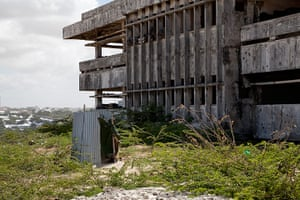 Mogadishu - Lost Moderns: National Assembly Building, built in 1972