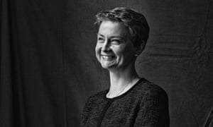 Yvette Cooper, photograped last month in London.