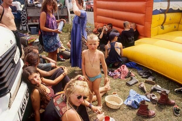 Bouncy Castle, 1995