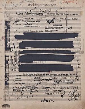 Susan Philipsz's Part File Score digital print based on the work of Hanns Eisler