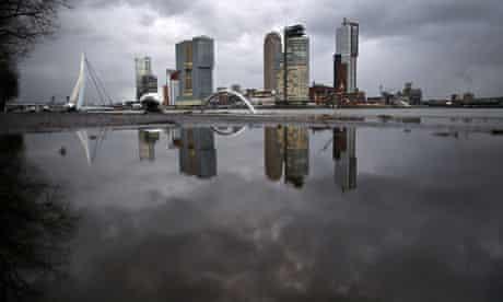 Cities: rotterdam1, maas