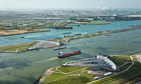 Cities: rotterdam 3, port