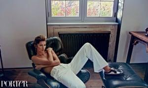 Gisele Bundchen for Porter: the new print fashion magazine by Net-a-porter.