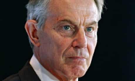 Tony Blair, 2013