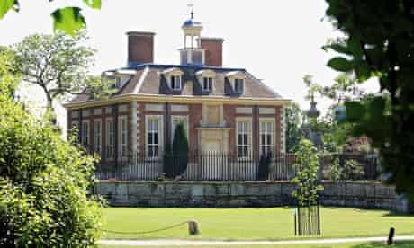South Pavilion