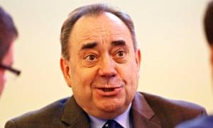 Alex Salmond