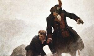 The 100 best novels: No 24 – Kidnapped by Robert Louis Stevenson