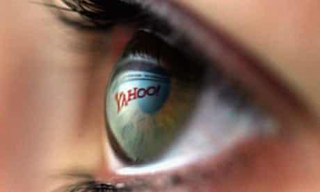 Yahoo webcam image.