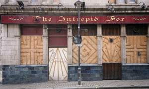 The Intrepid Fox pub's former venue closed down in September 2006 – and it's new home will shortly be closing its doors too