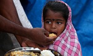 India Child Malnutrition Hyderabad