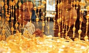 UAE-MARKET-GOLD
