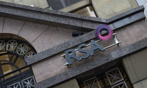 RSA in £1.6bn fundraising drive
