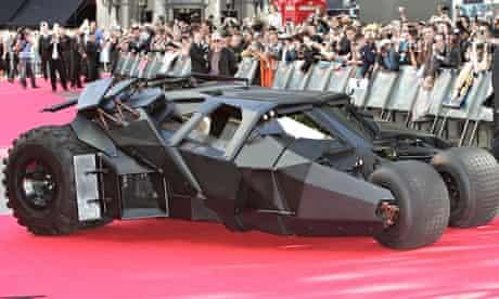 Batmobile Batman Tumbler