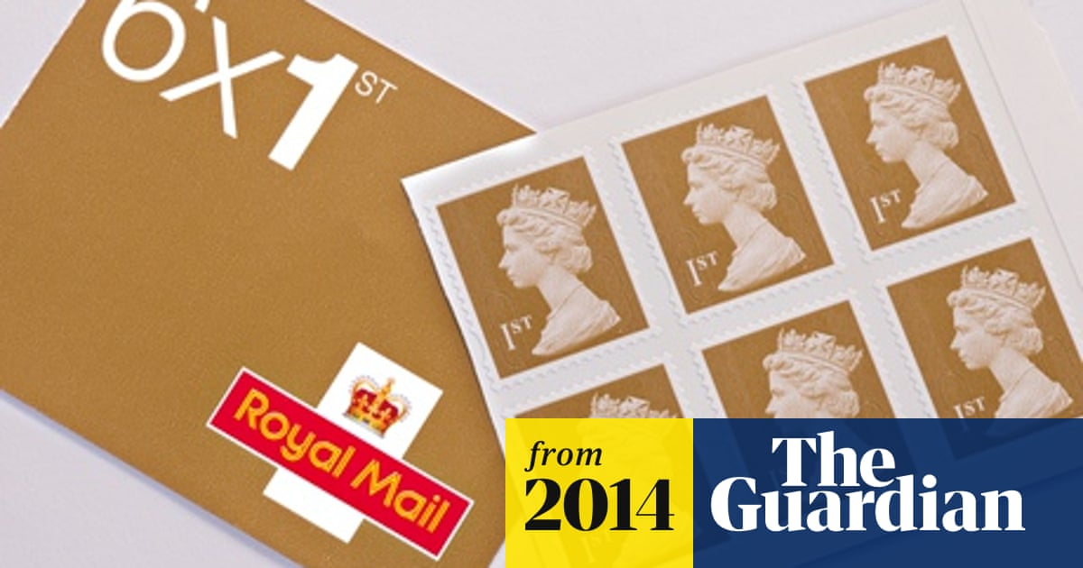 Price of first-class stamp to rise by 2p | Business | The Guardian