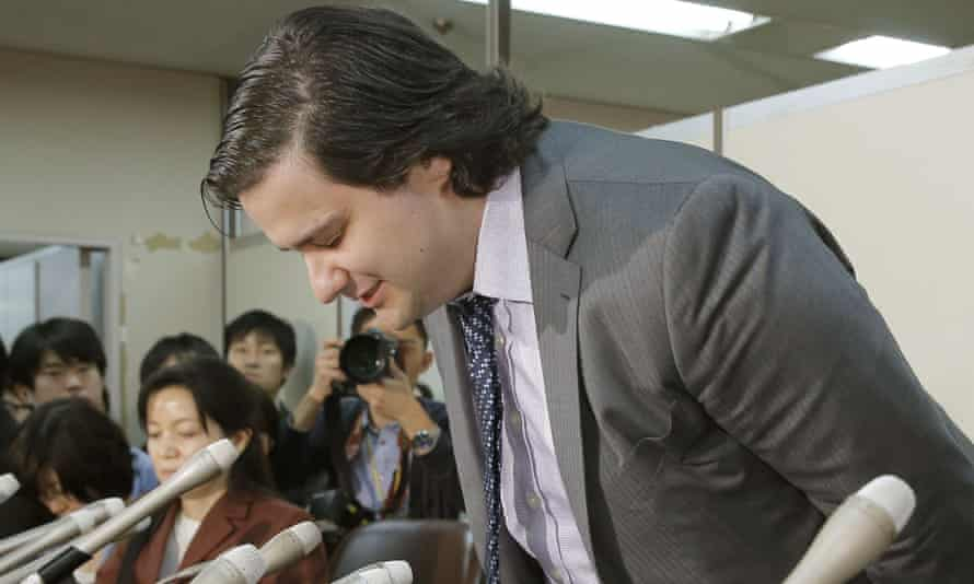 Mt. Gox CEO Mark Karpeles