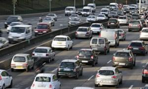 traffic paris peripherique