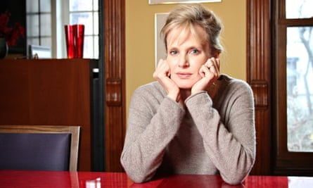 Siri Hustvedt: 'I always want to do something I haven't done before'.