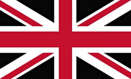 Our new union jack … at least according to you.