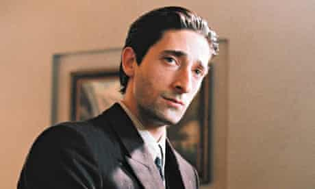 Defining role: Brody in his Oscar-winning performance in The Pianist.