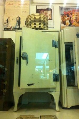 The Kelvinator, Science Museum
