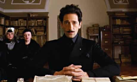 Brody in The Grand Budapest Hotel: 'It was a chance to enter this fantasy world.'