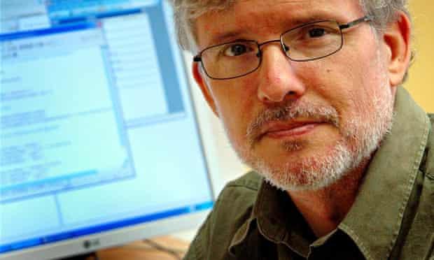 Study lead author Stephan Lewandowsky, professor of cognitive psychology at the University of Bristol.