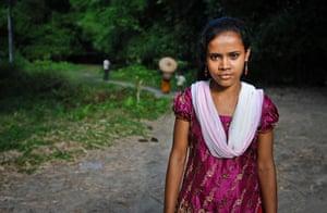 India tea slave trade: Rabina Khatun