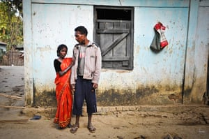 India tea slave trade 2: Sukur Muni