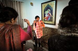 India tea slave trade 2: Somila Tanti
