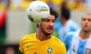 Brazil v Argentina