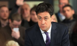 Labour leader Ed Miliband, who was not judged one of Britain's 100 most-connected men by GQ