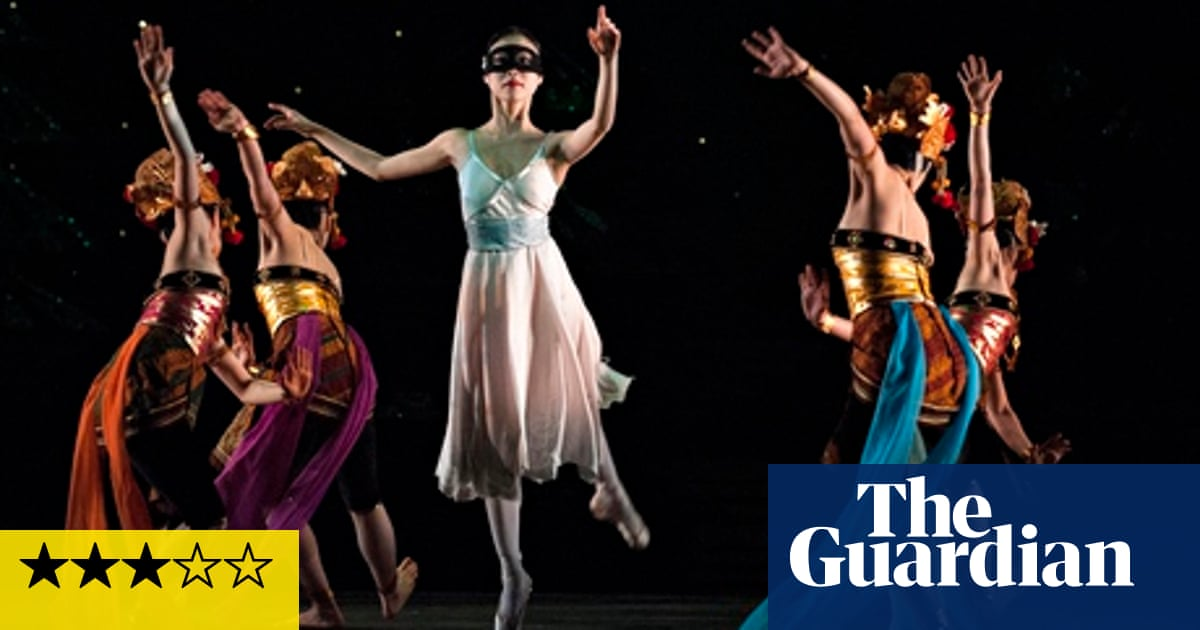 The Prince of the Pagodas – review | Stage | The Guardian