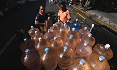 Mexico City: water torture on a grand and ludicrous scale | Cities
