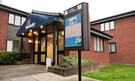 Travelodge in Brentwood, Essex
