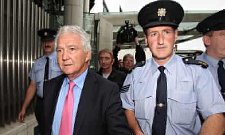 Anglo Irish Bank chairman Sean FitzPatrick