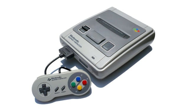 The Super Nintendo Entertainment System