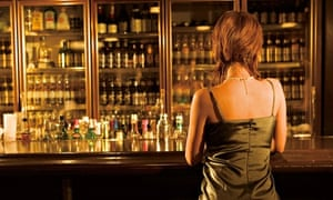 Femme fatale: our hero meets his former college sweetheart in a Boston bar. Then things go downhill…