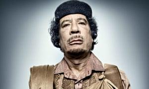 Storyville: Mad Dog – Gaddafi's Secret World