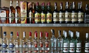 Neknomination binge drinking game