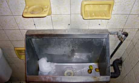 Cities: Mexico 7, urinal